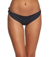Roxy Strappy Love 70's Lace Up Bikini Bottom