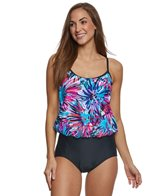 Maxine Spinart Blouson One Piece Swimsuit