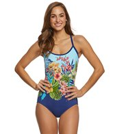 Maxine Floral Dreams One Piece Swimsuit