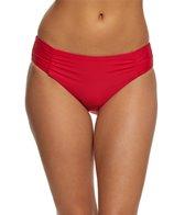 Athena Solid Hipster Bikini Bottom