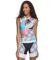 DeSoto Femme Skin Cooler Sleeveless Tri Top