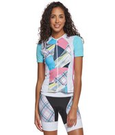 DeSoto Femme Skin Cooler Short Sleeve Tri Top