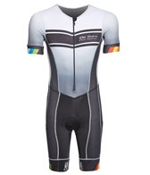 DeSoto Men's Short Sleeve Forza Tri Suit