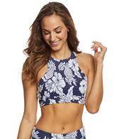 Seafolly Women's Royal Horizon Tank Bralette