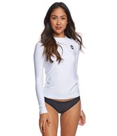 Billabong Women's Core Long Sleeve Surf Shirt