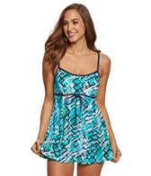 Penbrooke Corners Empire Swimdress