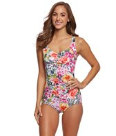 Penbrooke Amore Girl Leg One Piece Swimsuit