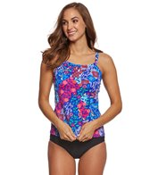 Penbrooke Bali Mastectomy High Neck Tankini Top