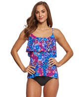 Penbrooke Bali Mastectomy Single Tier Tankini Top
