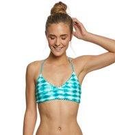 Body Glove Blur Alani Reversible Fixed Triangle Bikini Top