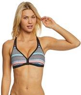 Jag Ombre Stripe Convertible Bikini Top