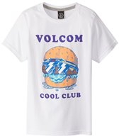 Volcom Boys' Cool Club Short Sleeve Tee (Big Kid)