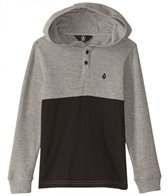 Volcom Boys' Murphy Thermal Hoodie (Big Kid)