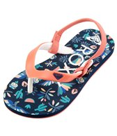Roxy Girls' Tahiti VI Sandal (Toddler)