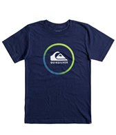 Quiksilver Boys' Active Logo Tee (Big Kid)