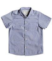 Quiksilver Boys' Everyday Wilsden Short Sleeve Woven Shirt (Little Kid)