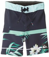 Quiksilver Boys' Slab Island Amphibian Boardshort (Little Kid)