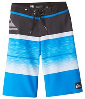 Quiksilver Boys' Slab Logo Vee Boardshort (Big Kid)