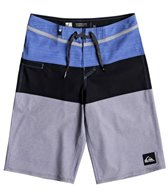 Quiksilver Boys' Everyday Blocked Vee Boardshort (Big Kid)