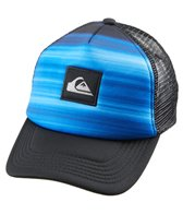 Quiksilver Boys' Hold Down Trucker Hat