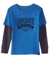 Quiksilver Boys' Sunset Co. Long Sleeve Tee (Little Kid)