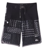 Quiksilver Boys' The Scallop Hawaii Boardshort (Big Kid)
