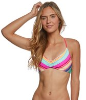 Body Glove Joy Mika Fixed Triangle Bikini Top