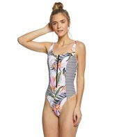 Body Glove Litz Time After Time One Piece Swimsuit