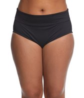 Nike Women's Plus Size Full Bikini Bottom