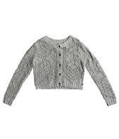 Roxy Girls' High Friendship Cardigan Sweater (Big Kid)