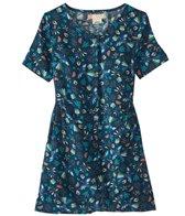 Roxy Girls' All You Need Is Sun V-Neck Dress (Little Kid)