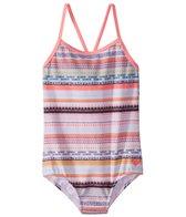 Roxy Girls' Little Indi One Piece Swimsuit (Little Kid)