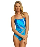 Gottex Kaleidoscope Tank One Piece Swimsuit