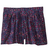 Roxy Girls' Wreath of Daisies Shorts (Big Kid)