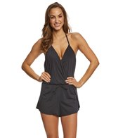 Kenneth Cole Reaction Ready to Ruffle Swim Romper
