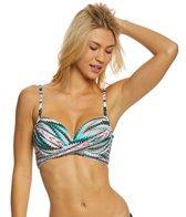 Coco Reef Mojave Enrapture Wrap Bikini Top (C/D/DD Cup)