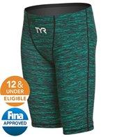 TYR Boys' Thresher Baja Jammer Swimsuit