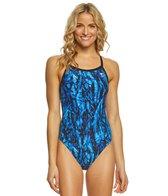 TYR Women's Sagano Diamondfit One Piece Swimsuit