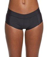 Volcom Simply Solid Boycut Bikini Bottom