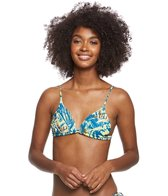 Volcom Lend A Palm Triangle Bikini Top