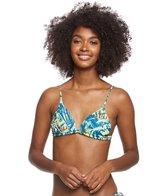 Volcom Lend A Palm Triangle Bikini Top