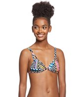 Volcom Spot On Reversible Triangle Bikini Top