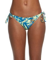 Volcom Lend A Palm Full Bikini Bottom
