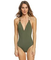 Vix Military Moon One Piece Swimsuit