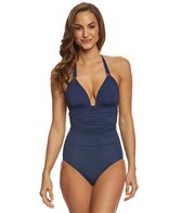 Vix Midnight Bia One Piece Swimsuit (D-Cup)
