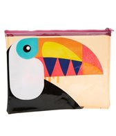 SunnyLife See Thru Pouch Toucan