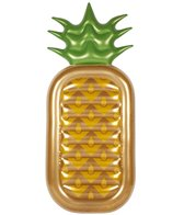 SunnyLife Luxe Lie-On Float Gold Pineapple