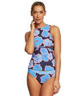Anne Cole Coordination High Neck Tankini Top