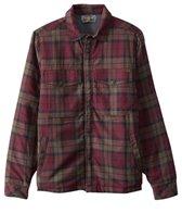 Billabong Men's Barlow Reversible Flannel Jacket