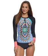 Body Glove Look At Me Surf's Up L/S Rashguard